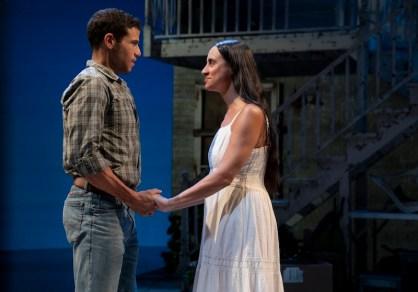 Alex Hernandez and Sabina Zúñiga Varela