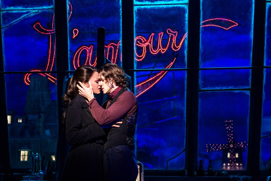 Moulin Rouge with Karen Olivo and Aaron Tveit