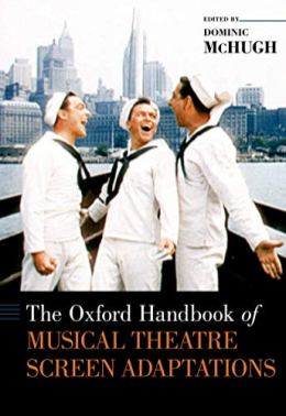 Musical theatre screen adaptations book cover