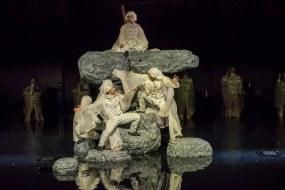 Micari as Antigone