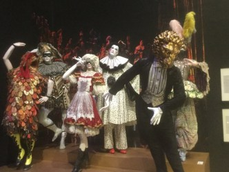 Prince Exhibition costumes