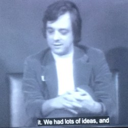 Video of Stephen Sondheim talking about Hal Prince in NYPL exhibition