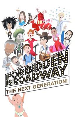 Forbidden broadway poster