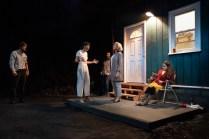 At Playwrights Horizons: John-Zdrojeski-Zoë-Winters-Jeb-Kreager-Michele-Pawk-Julia-McDermott.j