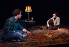 The Sound Inside 3 _Will Hochman, Mary-Louise Parker
