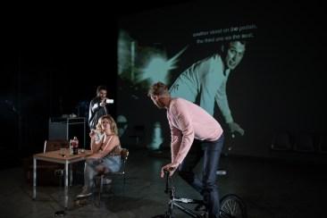 Violence 3 Laurenz Laufenberg, Alina Stiegler and Renato Schuch, Photo by Teddy Wolff