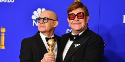 "Bernie Taupin and Elton John won for best original song ""(I'm Gonna) Love Me Again,"" from ""Rocketman."" John is a ten-time Broadway veteran, including as composer of The Lion King and Aida."