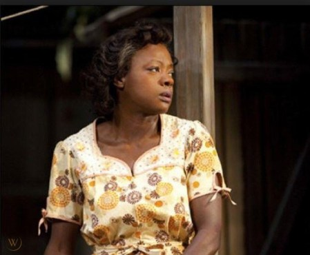 Viola Davis in Fences