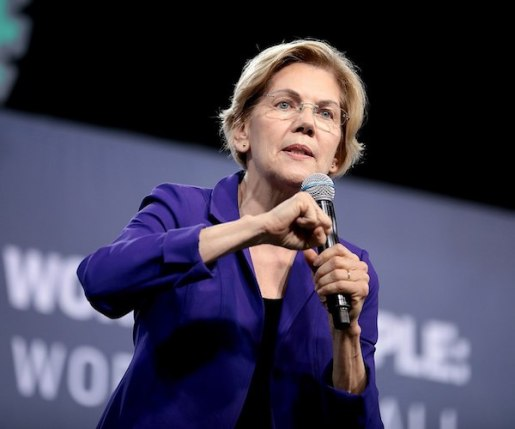 "Elizabeth Warren ""speaks with passion and her message is strong. But this isn't about message, it's about affect. She tends to pivot away from tough questions into well-worn stories and talking points which come off as, well, canned."""