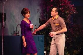 Carla Gugino (Carol) and Jason Babinsky (Toby)