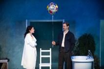 Celeste Arias (Anna) and Richard Topol (John)