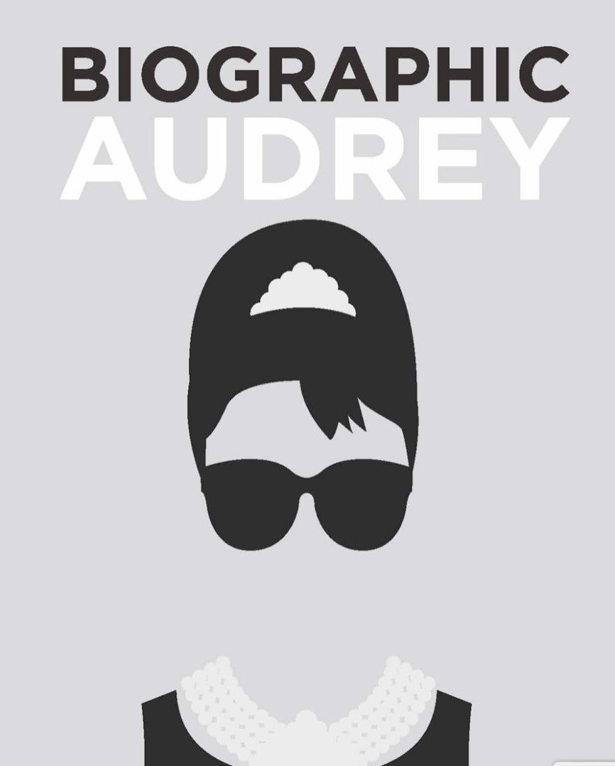 Biographic Audrey book cover