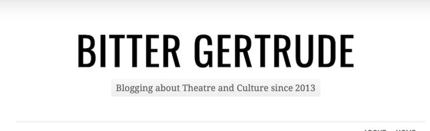 Bitter Gertrude logo