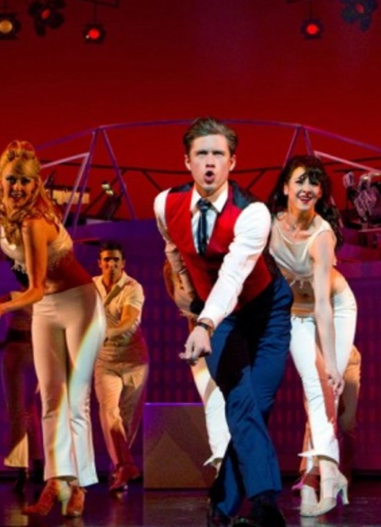 Catch Me If You Can with Aaron Tveit, with book by Terrence McNally