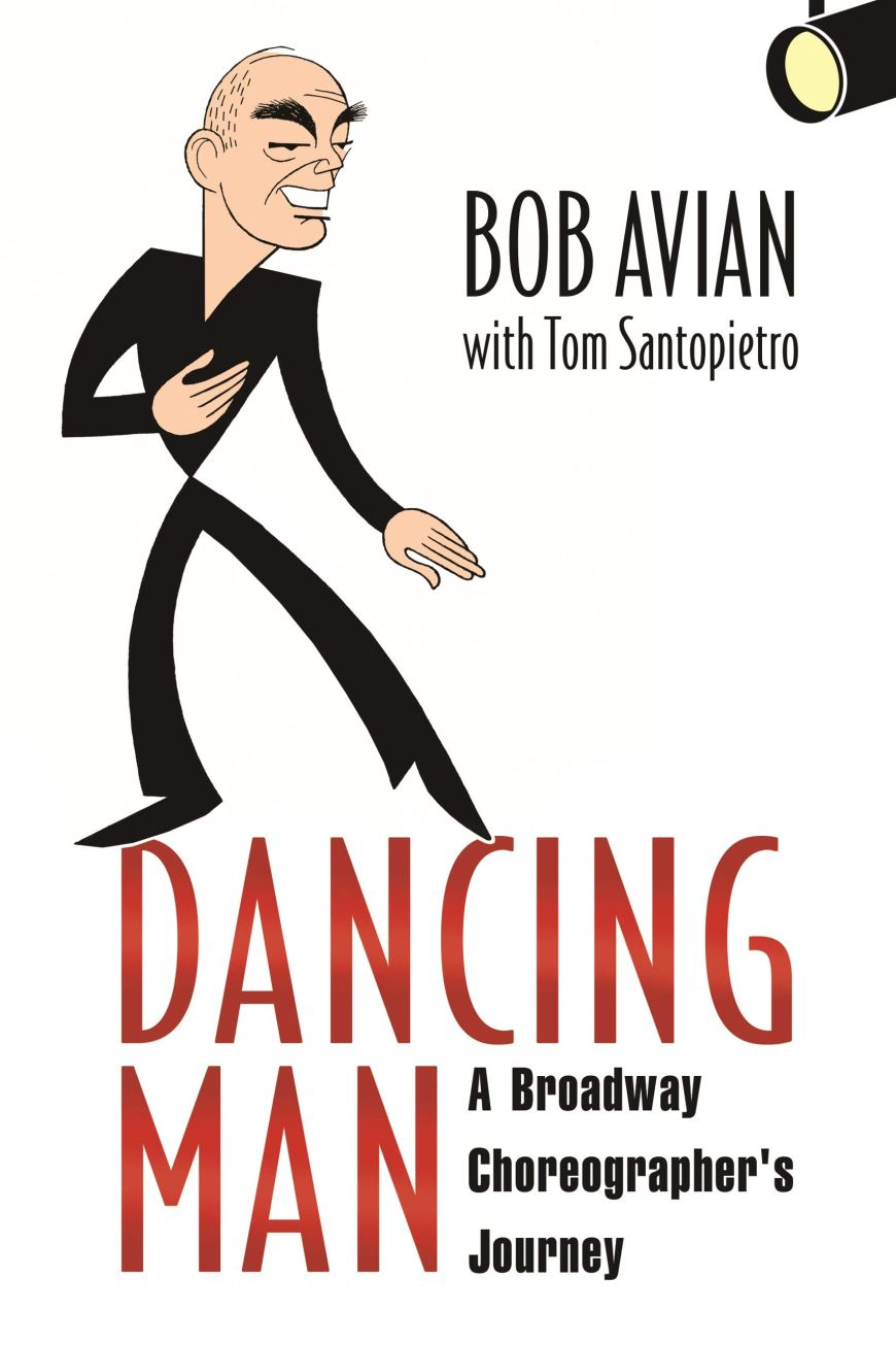 Dancing Man book cover