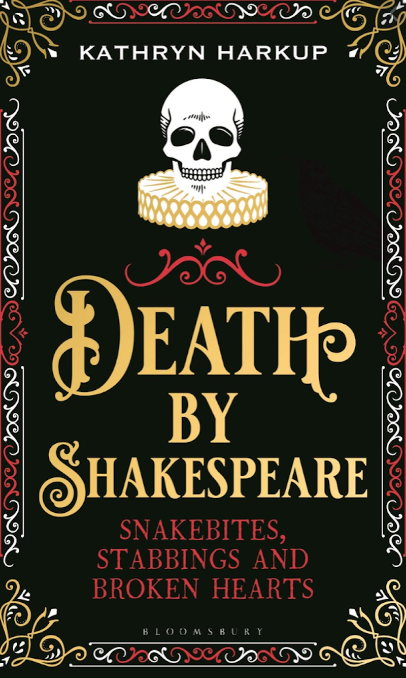Death By Shakespeare book cover