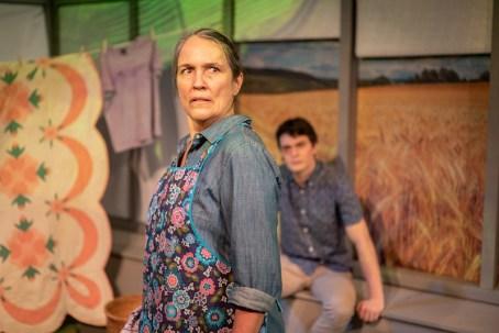 Ayun Halliday as Miriam (Naomi's mom) and Emilio Christopher Cuesta as Nathaniel.