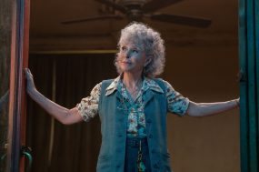Rita Moreno, who won a best supporting actress Oscar for playing Anita in the original film of West Side Story, is at age 88 appearing in the remake as a new character -- Valentina, the widow of Doc (who in the original is the peacemaking proprietor of the corner drug store)