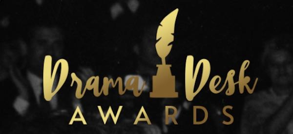 Drama Desk Awards second logo