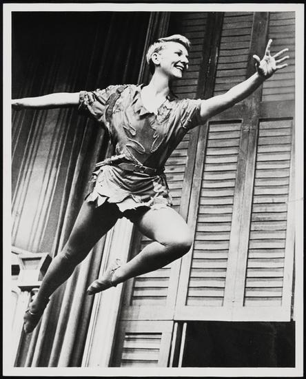 Mary Martin in Peter Pan 1954 MN152951