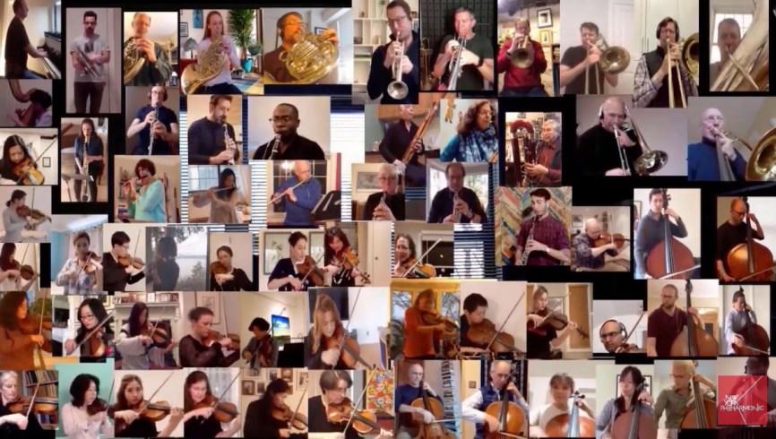 New York Philharmonic Bolero