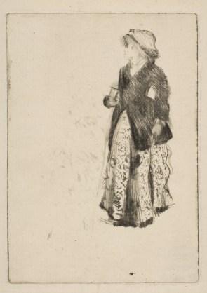The Actress Ellen Andrée 1879 Edgar Degas