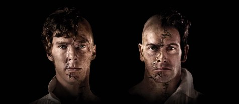 Frankenstein with Benedict Cumberbatch and Jonny Lee Miller. National Theatre At Home