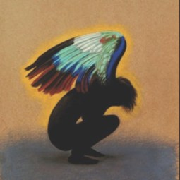 Angels in America poster by Milton Glaser