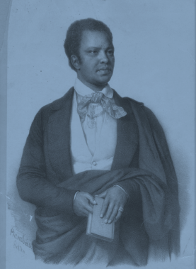 Ira Aldridge in 1853