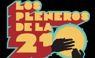 Los Pleneros de la 21 logo