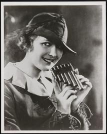 Marilyn Miller as Peter Pan, 1924
