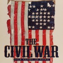 The Civil War logo Wildhorn