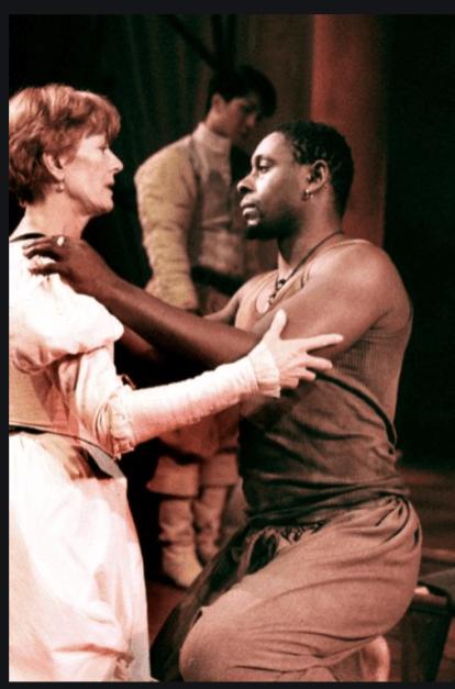 Antony and Cleopatra with Vanessa Redgrave 2