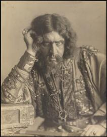 E.H. Sothern in Macbeth,1911