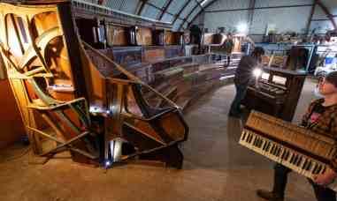 Glasgow Piano Theater