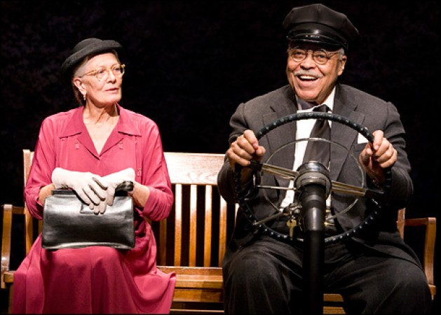 Redgrave with James Earl Jones in Driving Miss Daisy