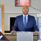 South Carolina, featuring Democratic Senatorial candidate Jaime Harrison