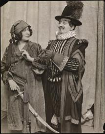 Twelfth Night, 1919, with E. H. Sothern and Julia Marlowe.