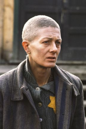 Redgrave as a concentration camp inmate in Playing For Time