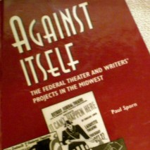 Against Itself book cover