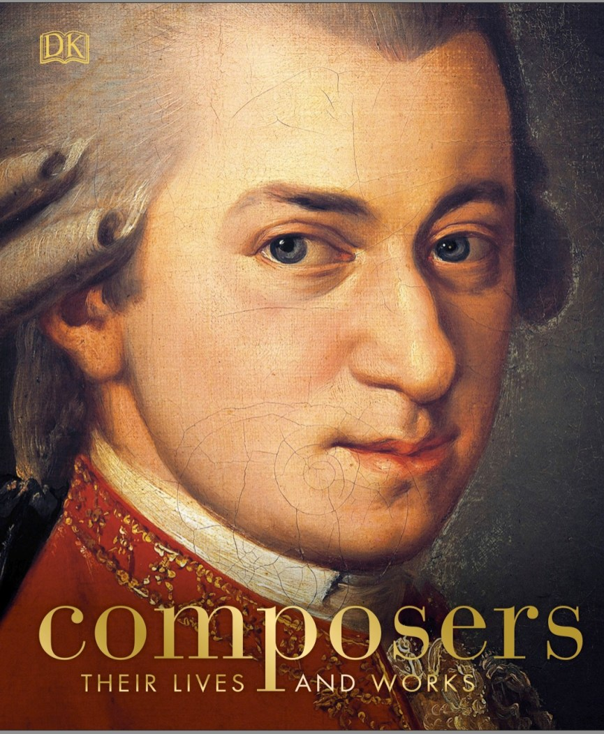 Composers Their Lves and Works book cover