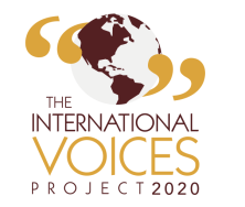 International Voices Project logo