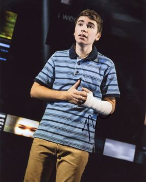 Noah Galvin as Evan Hansen