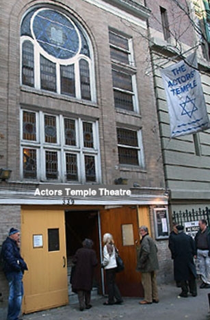 Actors Temple Theater