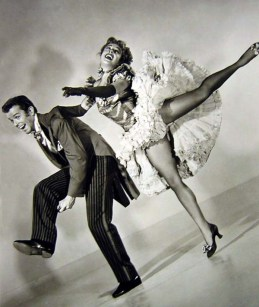 Gower and Marge Champion