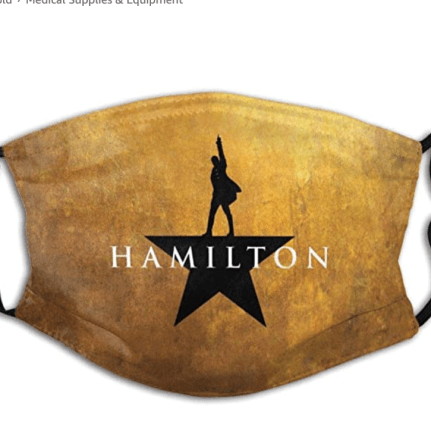 Hamilton mask