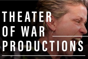 Theater of War Productions logo