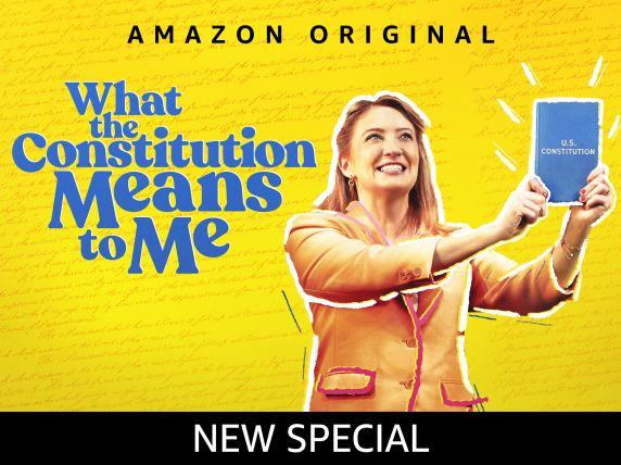 Constitution amazone original