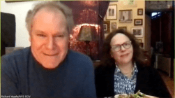 """Jay O. Sanders and Maryann Plunkett in """"What Do We Need to Talk About?"""""""