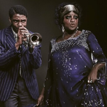 Ma Rainey film with Boseman and Davis
